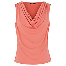 Buy Precis Petite Crepe Cowl Neck Top Online at johnlewis.com