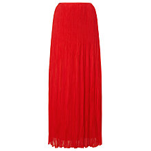 Buy Phase Eight Avery Maxi Skirt, Paprika Online at johnlewis.com