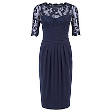 Buy Kaliko Lace and Jersey Dress Online at johnlewis.com