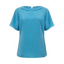 Buy Damsel in a dress Sunset Top, Aqua Online at johnlewis.com