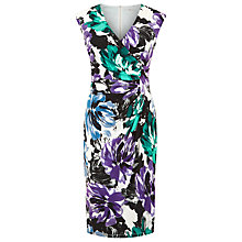 Buy Kaliko Floral Print Prom Dress, Multi Online at johnlewis.com
