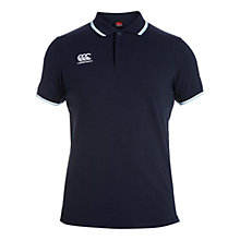 Buy Canterbury of New Zealand Tipped Collar Polo Shirt Online at johnlewis.com