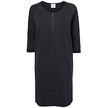 Buy Mamalicious Maternity Nursing Shift Dress, Grey Online at johnlewis.com