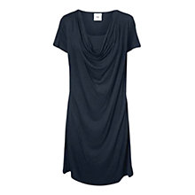 Buy Mamalicious Marylou Nell Maternity Dress, Black Iris Online at johnlewis.com