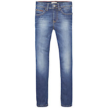 Buy Tommy Hilfiger Boys' Scanton Slim Fit Jeans, Blue Online at johnlewis.com