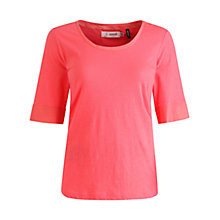 Buy Seasalt Fishing Point Top, Coral Online at johnlewis.com