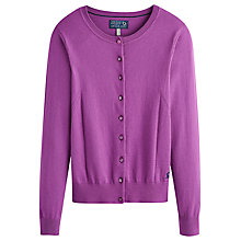 Buy Joules Poynter Button Through Cardigan Online at johnlewis.com
