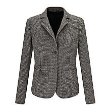 Buy Weekend by MaxMara Jacket, Black Online at johnlewis.com