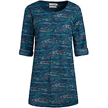 Buy Seasalt Silvershell Tunic Top, Port Quin Squall Online at johnlewis.com