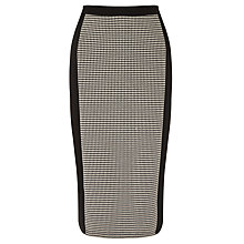Buy Weekend by MaxMara Eschimo Pencil Skirt, Black Online at johnlewis.com