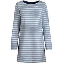 Buy Seasalt Port Isaac Stripe Tunic, Kernewek Squall Online at johnlewis.com