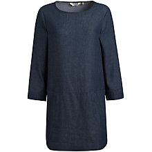Buy Seasalt Alex Tor Tunic, Dark Indigo Online at johnlewis.com