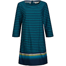 Buy Seasalt Folly Cove Stripe Dress, Seth Galley Online at johnlewis.com