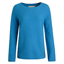 Buy Seasalt Fruity Jumper, Boat Blue Online at johnlewis.com