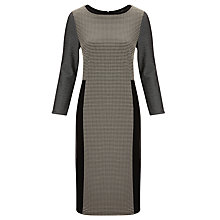Buy Weekend by MaxMara Print Jersey Dress, Black Online at johnlewis.com