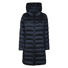 Buy Weekend by MaxMara Mogador Quilted Coat, Ultramarine Online at johnlewis.com