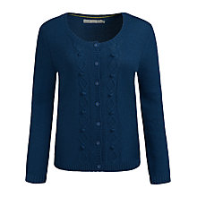 Buy Seasalt Carluddon Cardigan, Galley Online at johnlewis.com