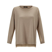 Buy Weekend by MaxMara Jumper, Sand Online at johnlewis.com