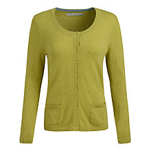 Buy Seasalt Grey Seal Cardigan, Lowland Online at johnlewis.com