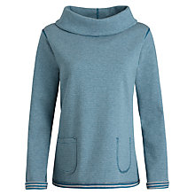Buy Seasalt Four Winds Reversible Top, Waterhill Reef Online at johnlewis.com