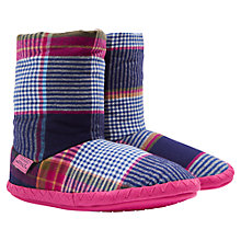 Buy Joules Potter Fleece Lined Slippers Online at johnlewis.com
