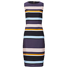 Buy Sugarhill Boutique Summer Stripe Shift Dress, Multi Online at johnlewis.com