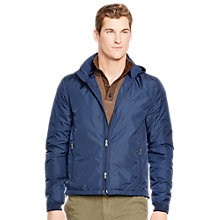 Buy Polo Ralph Lauren Simplux Jacket, French Navy Online at johnlewis.com