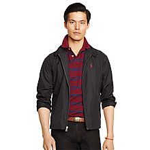 Buy Polo Ralph Lauren Chester Jacket, Polo Black Online at johnlewis.com