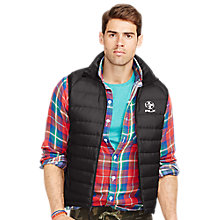 Buy Polo Ralph Lauren Explorer Down Gilet Online at johnlewis.com