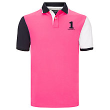 Buy Hackett London Multi Logo Polo Shirt Online at johnlewis.com