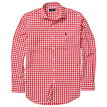 Buy Polo Golf by Ralph Lauren Classic Oxford Twill Check Shirt Online at johnlewis.com