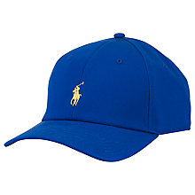 Buy Polo Golf by Ralph Lauren Fairway Cap, One Size Online at johnlewis.com