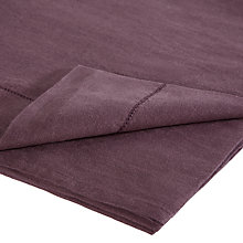 Buy John Lewis Croft Collection 100% Linen Flat Sheet Online at johnlewis.com