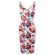 Buy Oasis Florentina Print Shift Dress, Multi Online at johnlewis.com