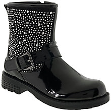 Buy Lelli Kelly Polvere Di Stelle Baby Boots, Black Online at johnlewis.com