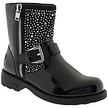 Buy Lelli Kelly Polvere Di Stelle School Boots Online at johnlewis.com