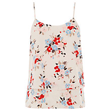Buy Oasis Abstract Floral Camisole, Multi Online at johnlewis.com