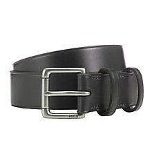 Buy Polo Ralph Lauren David Leather Belt Online at johnlewis.com