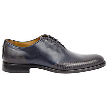Buy Oliver Sweeney Colledara Oxford Shoes, Black/Navy Online at johnlewis.com