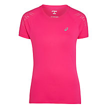 Buy Asics Tiger Stripe Running Top Online at johnlewis.com