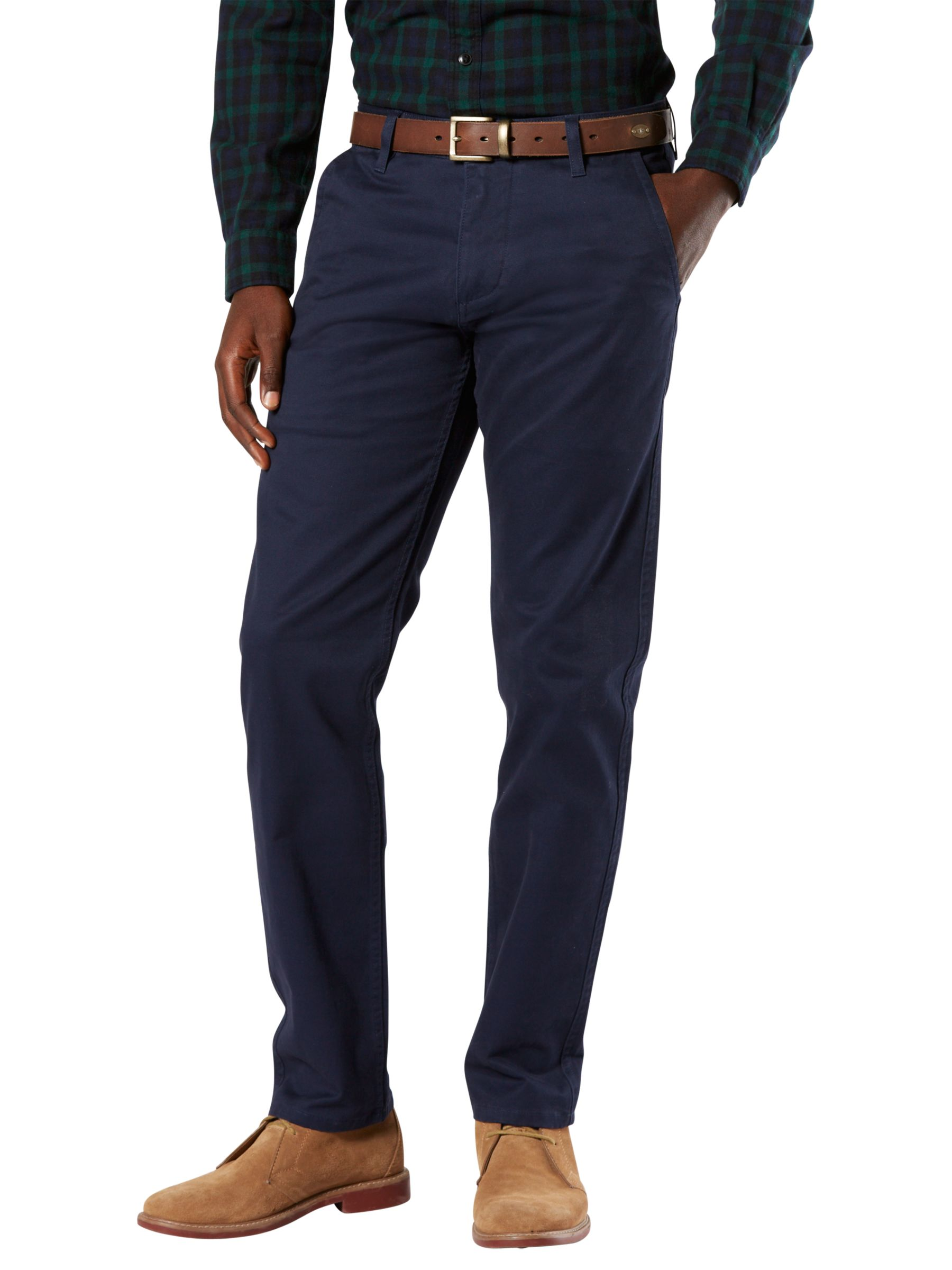 Dockers Dockers Slim Tapered Twill Trousers