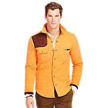 Buy Polo Ralph Lauren Shoulder Patch Shirt, Oktoberfest Online at johnlewis.com