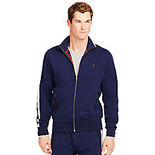 Buy Polo Ralph Lauren Athletic Full Zip Track Top Online at johnlewis.com