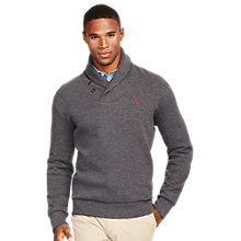 Buy Polo Ralph Lauren Shawl Collar Pullover Online at johnlewis.com