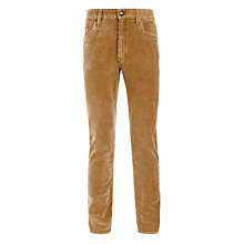 Buy Polo Ralph Lauren Varick Slim Fit Corduroy Trousers Online at johnlewis.com