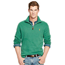 Buy Polo Ralph Lauren Half-Zip Jumper Online at johnlewis.com