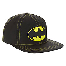 Buy John Lewis Batman Cap, Black Online at johnlewis.com