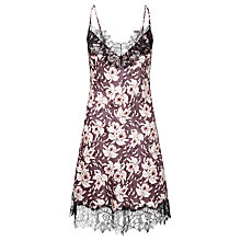 Buy Somerset by Alice Temperley Orchid Bloom Chemise, Multi Online at johnlewis.com