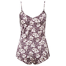 Buy Somerset by Alice Temperley Orchid Bloom Cami & Short Set, Multi Online at johnlewis.com