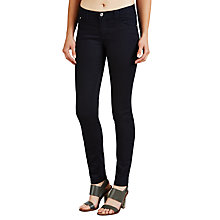 Buy Armani Jeans Power Stretch Skinny Jeans, Navy Online at johnlewis.com